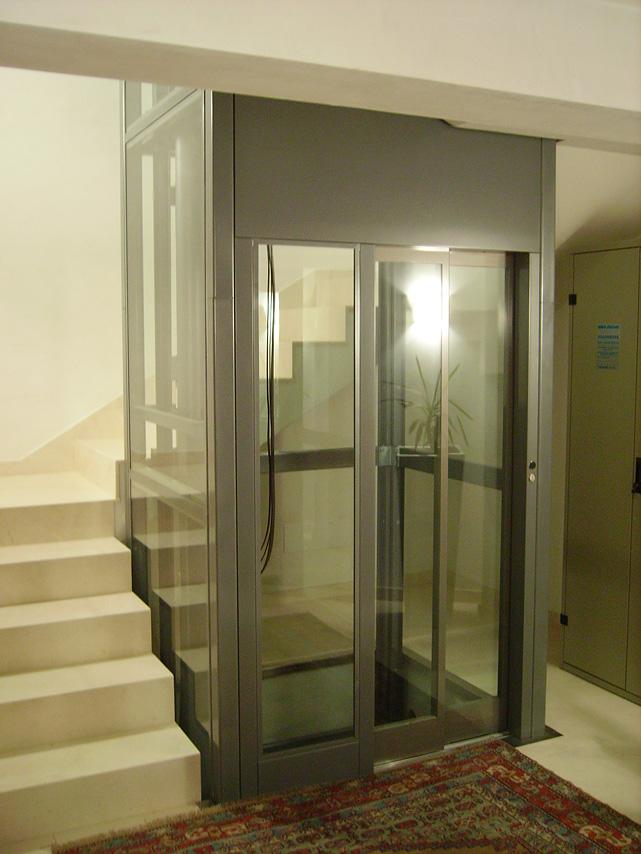 Cabina ascensori Marive Medialift