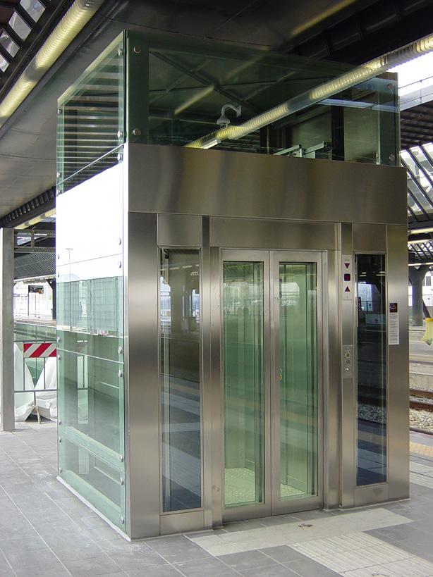 Stazione Rho Medialift