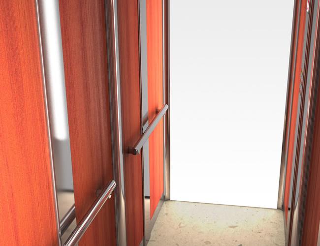 Cabina ascensori Kalika Medialift