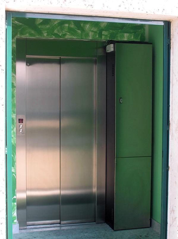 MRL Power Box Medialift