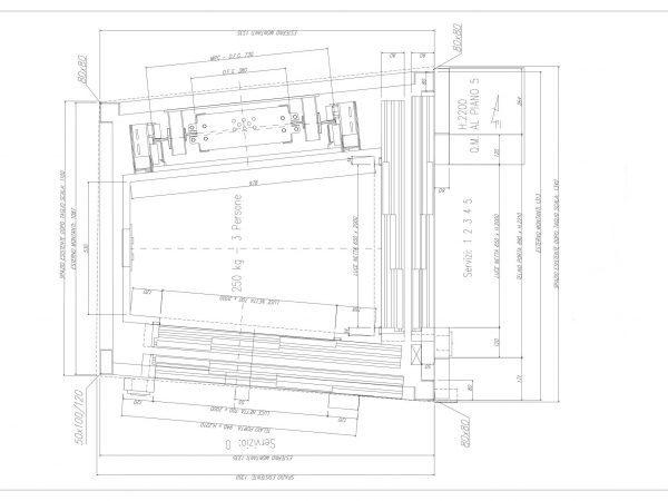 PIANTA 19-15421-2_KONE_MRC-VANO TRAPEZOIDALE-2 INGR AUTOM ADIAC(A1)