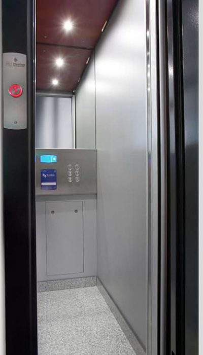 Gearless ascensore Medialift