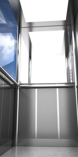 cabina superior